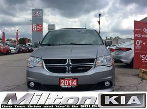 2014 Dodge Grand Caravan Crew | LEATHE | DVD | SUNROOF