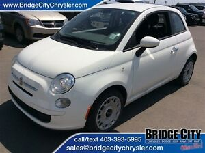 2012 Fiat 500 POP- *Great Price!* 5 speed Manual