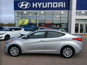 2013 Hyundai Elantra GL WELL MAINTAINED