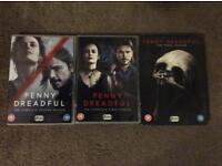 Penny Dreadful Season 1,2 and 3 DVD