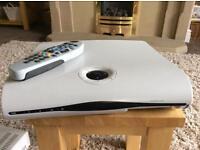 Sky box plus remote control
