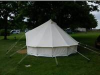 Bell tent for sale.