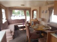 Sited starter static caravan for sale, Shanklin, Isle of Wight
