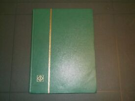 GREEN STAMP STOCK BOOK