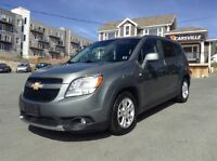 2012 Chevrolet Orlando LT, only 47kms!!