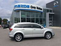 2011 Dodge Journey R/T, 7 Pass, Heated Leather, P. Sunroof
