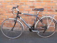 mans dawes 301 town bike