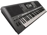 Yamaha PSRS970 + FC7 volume pedal