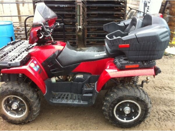 Used 2008 Polaris Sportsman 800 2 UP Deluxe