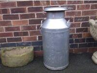 10 GAL Milk Churn [aluminum]