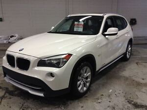 2012 BMW X1 AWD MAGS TOIT PANO CUIR