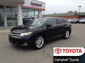 2014 Toyota Venza VERY LOW KM'S---LOCAL TRADE---ONE OWNER