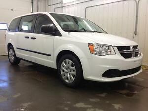 2016 Dodge Grand Caravan SE CVP Never Owned!!! Edmonton Edmonton Area image 2