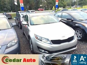 2012 Kia Optima EX NO Payments and No Interest till Spring