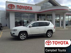 2015 Jeep Compass NORTH EDITION--4X4--LOW KM'S