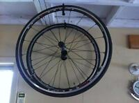 Shimano rs80 c24 wheels set for road bike worth 900$