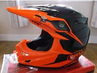 Bell Helmets MX Moto-9R Infrared Intake Adult Helmet, XS RRP £299! New / MotoX / ATV /Quad / KTM.