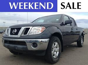 2012 Nissan Frontier SV Crew Cab 4x4 | BLUETOOTH