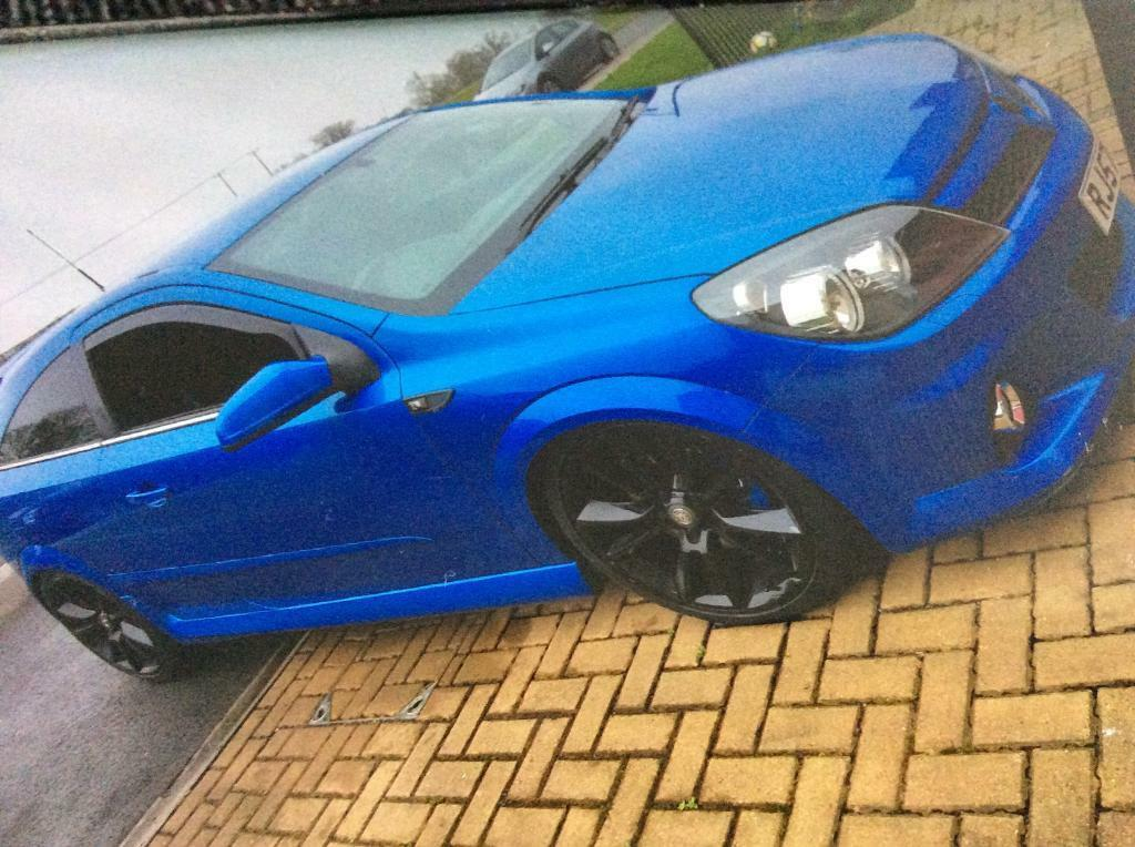 Vauxhall Astra VXR 2007 Arden blue excellent condtion | in ...