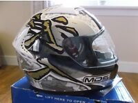 AGV / MDS Ronin Size Large Motorcycle Helmet / Brand New in Box / Never Worn.