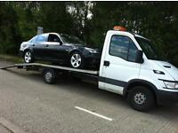 Recovery/transport in west london