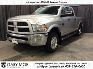 2012 Ram 2500 SLT OUTDOORSMAN **TERRIFIC VALUE**