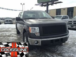 2013 Ford F-150 XLT / Aftermarket Exhaust / Command Start