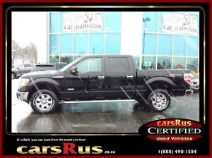 2011 Ford F-150 XLT XTR Package ECO-Boost
