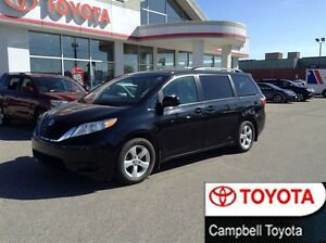 2015 Toyota Sienna LE FWD PWR SLIDING DOORS REAR CAMERA