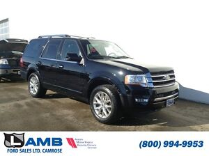2016 Ford Expedition Limited PREVIOUS EXECUTIVE DRIVEN UNIT