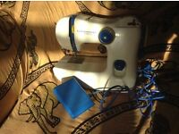IKEA Sewing-machine, white good working condition.