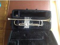 Yamaha YTR4335GS2 b flat (Silver) trumpet for sale