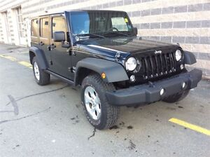 2014 Jeep Wrangler UNLIMITED SPORT/GO TOPLESS ALL SUMMER LONG!