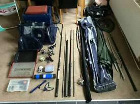 Fishing Tackle Set