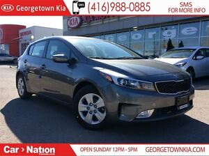 2017 Kia Forte5 LX + | $129 BI-WEEKLY | BACK-UP CAMERA |
