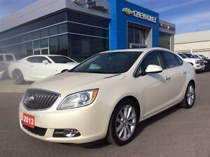 2013 Buick Verano | Bluetooth | Sunroof | USB & AUX Input | Rear