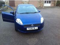 PUNTO DYNAMIC 5DR - FULL SERVICE HISTORY - CAM BELT DONE - MOT - VERY CLEAN CAR - P/X WELCOME