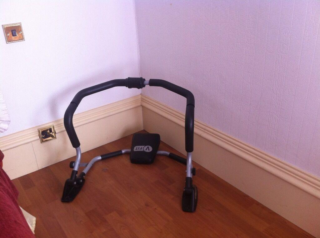 Perfect Sit up Machine v Fit Sit up Machine