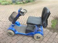 Mobility Scooter - Sterling Sapphire For Sale Nr York, North Yorkshire