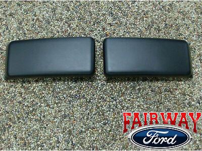 11 thru 14 F-150 OEM Ford Parts Ecoboost 3.5L Front License Plate Delete Kit