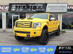 2014 Ford F-150 Lariat Tonka ** LIMITED EDITION #57/500 Made **