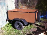 6x4 utility trailer