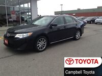 2013 Toyota Camry LE MOON ROOF ALLOY WHEELS REAR CAMERA LOCAL TR