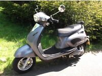 Electric Scooter / motorcycle. Only 1816 miles. Super condition.