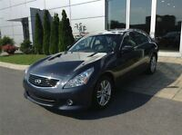 2013 Infiniti G37X ***Nouvel arrivage***