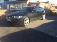 118d MSPORT, BLACK, Electric windows, CD Player, HID lights, For more details call 07884 551916