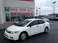 2010 Honda Civic DX-G Automatique 4 Portes TEXTO 514-710-3304