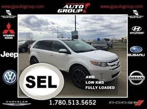 2014 Ford Edge SEL   AWD   LOW KMS