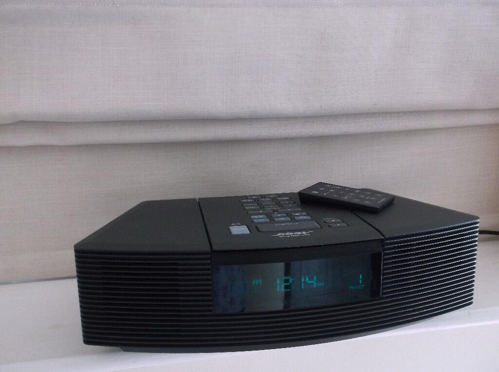 Bose Wave Music System Radio CD Player