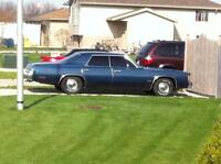 78 Chrysler Newport
